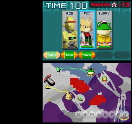 The strategic layer adds a twist to this Star Fox game, but the flying and shooting is still the best part.
