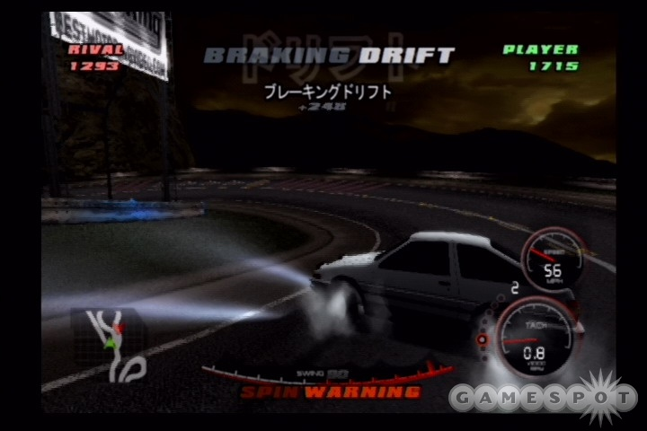 It'll do in a pinch, but there are already plenty of superior street racers available for the PS2.