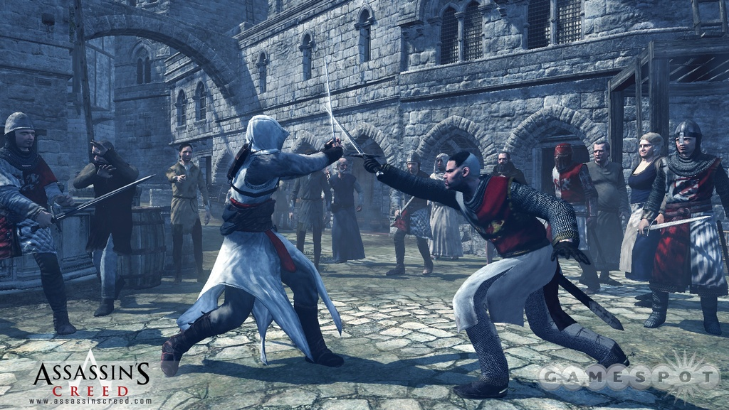 Ubisoft has finally ended months of speculation with the announcement that Assassin's Creed will in fact hit the Xbox 360.