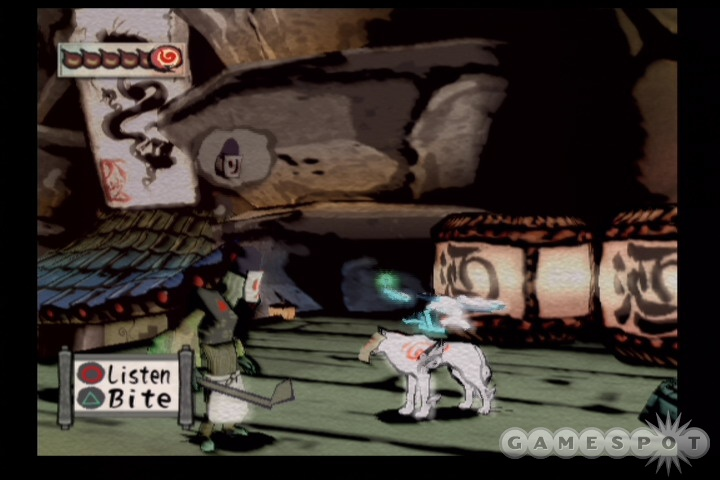You don't need a fascination for Japanese mythology to appreciate Okami, but you might come away with one from playing it.
