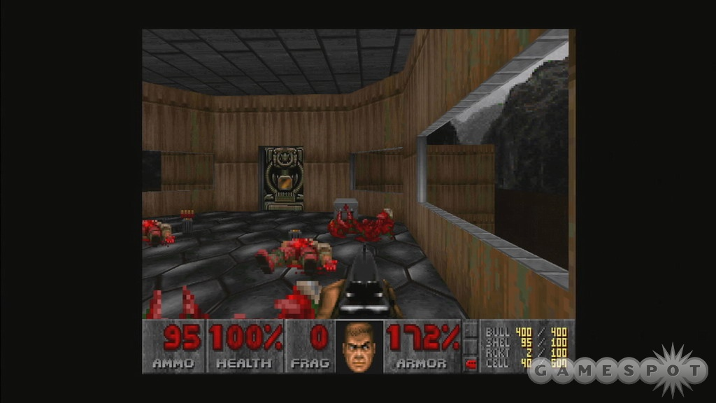 Doom was an amazing game in its day, and it holds up well, even after all these years.