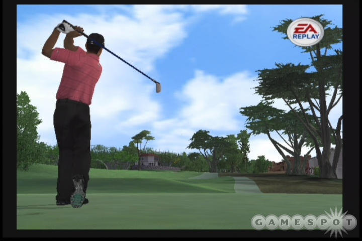 Tiger Woods PGA Tour 07 is just as enjoyable as 06, which was just as enjoyable as 05, which was just as enjoyable as...
