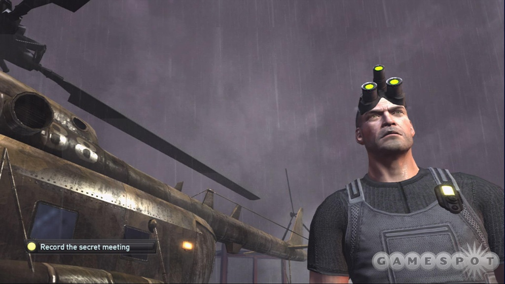 Sam Fisher's got an unusual assignment in Splinter Cell Double Agent, and there's an impressive multiplayer mode waiting for you as well.