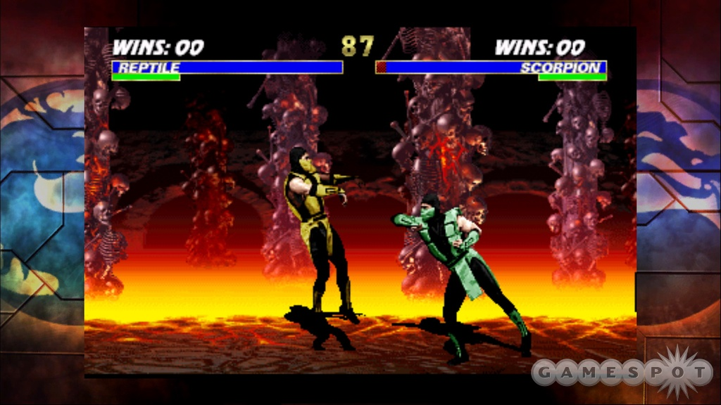 MK3's run button dramatically changed the feel of the game.