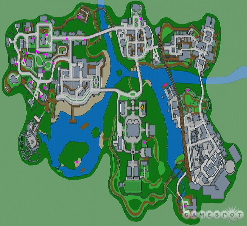 Gnome Locations.