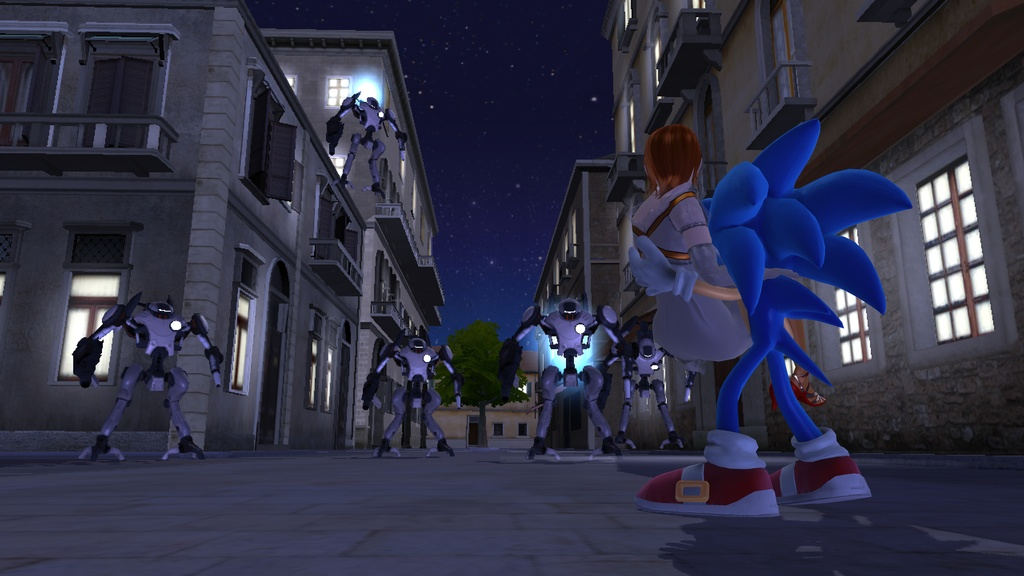 Sonic and the crew are back with a lackluster adventure that isn't worth your time or money.