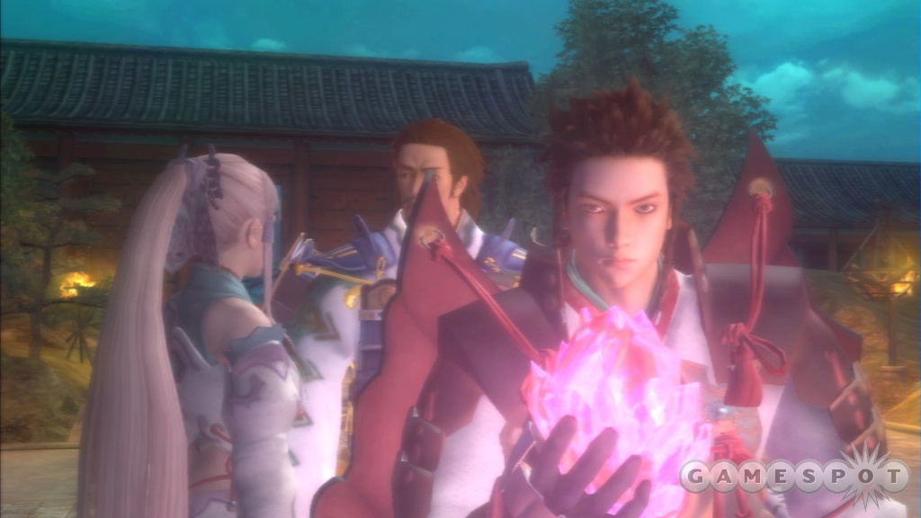 Days of the Blade is a basic hack-and-slash action game with much better than average graphics.