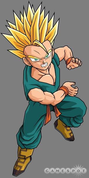 Super Saiyan Trunks (Kid).