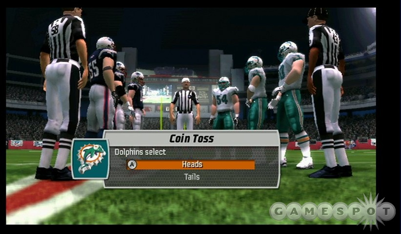Madden looks good, but EA could stand to upgrade this engine quite a bit.