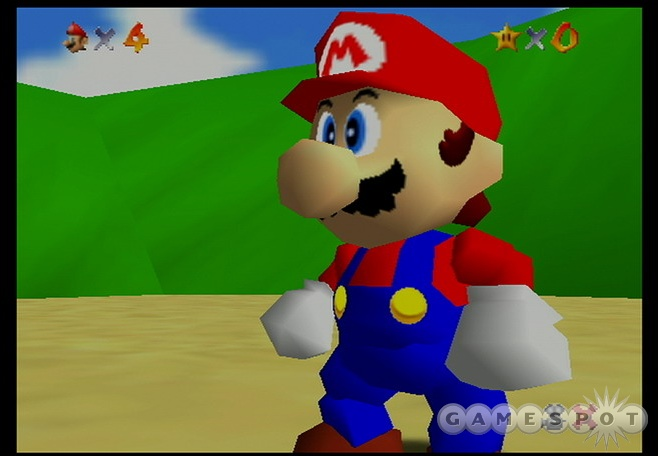 The game may have been built for the N64 controller, but a GameCube controller works just fine too.