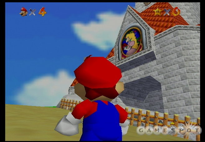 Mario's greatest 3D adventure stands up to the test of time quite well.