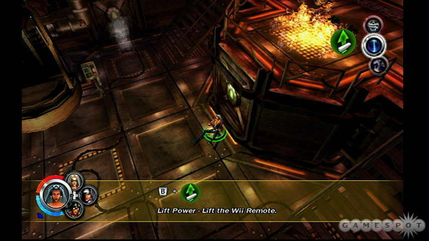 Its shoddy use of the Wii controller is Marvel: Ultimate Alliance's most damning fault.