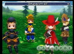Adorable-looking characters and a fairly deep combat system combine for good results in Final Fantasy III for the DS.