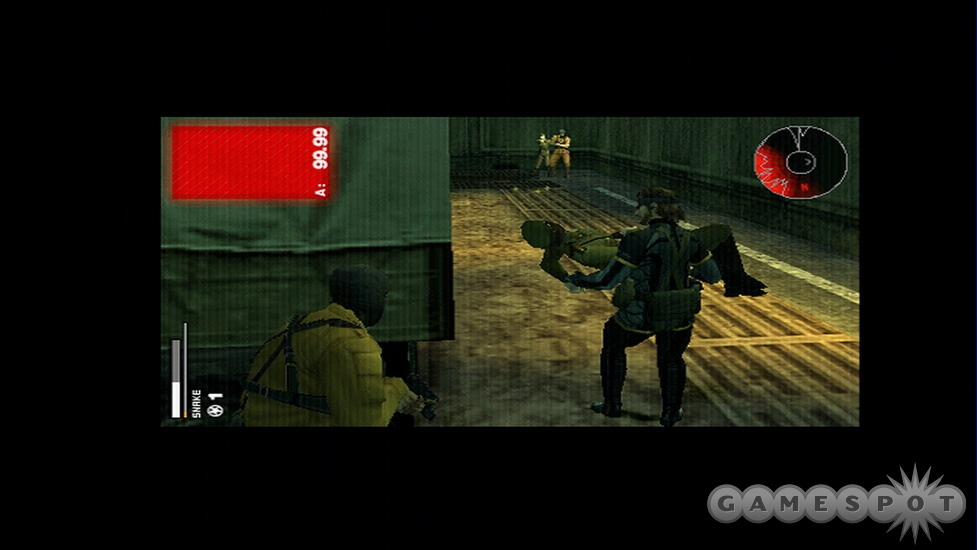 If you've played Metal Gear Solid 3, you'll be able to dive right into Portable Ops.