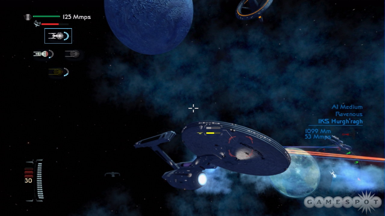 Star Trek Legacy warps onto the Xbox 360, and it's a far better game than its PC counterpart.