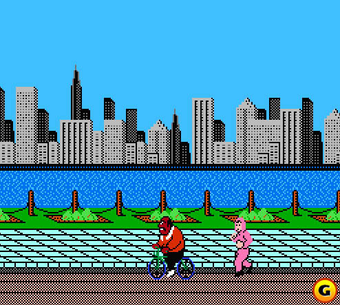 Testing on Punch-Out was difficult, as Little Mac and Mike Tyson had constant creative differences.