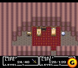Mystic Quest still looks great.