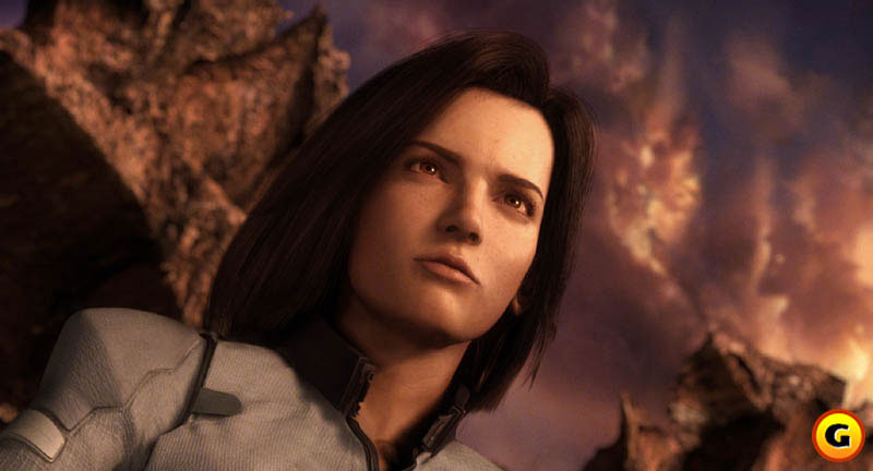 Final Fantasy's world, characters, and neck-freckles were richly imagined.