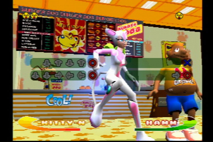 This is the video game equivalent to Soul Train.