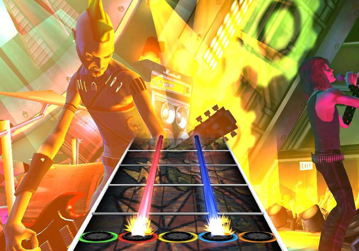 Never has the art of the power chord been so much fun.