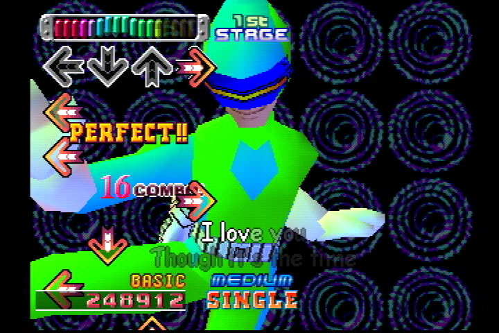 DDR has appeal that lasts and lasts and lasts and...man there are a lot of DDR games.
