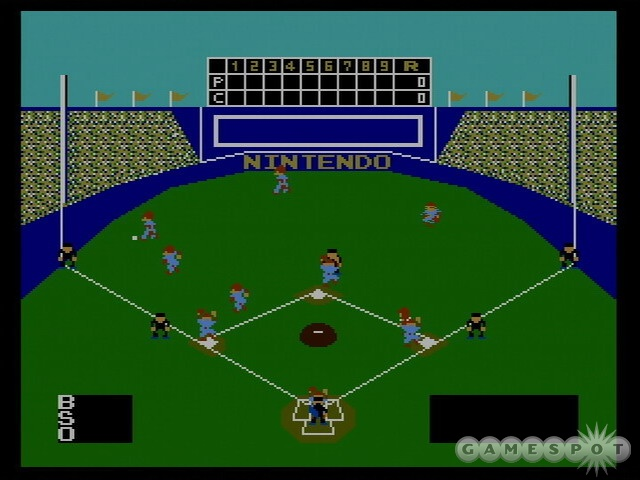 It's just like real baseball, without all of the pesky fielding.