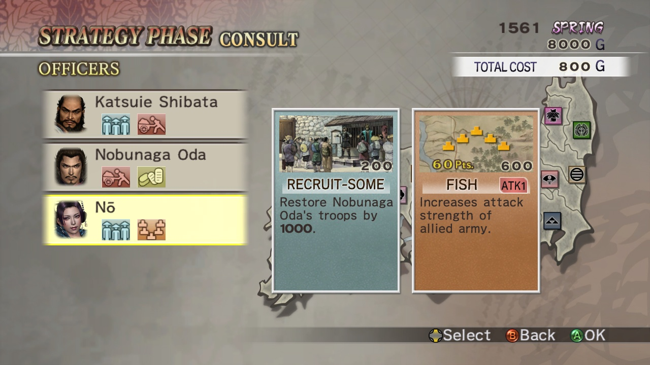 This is the part of Samurai Warriors 2: Empires that's actually pretty fun.