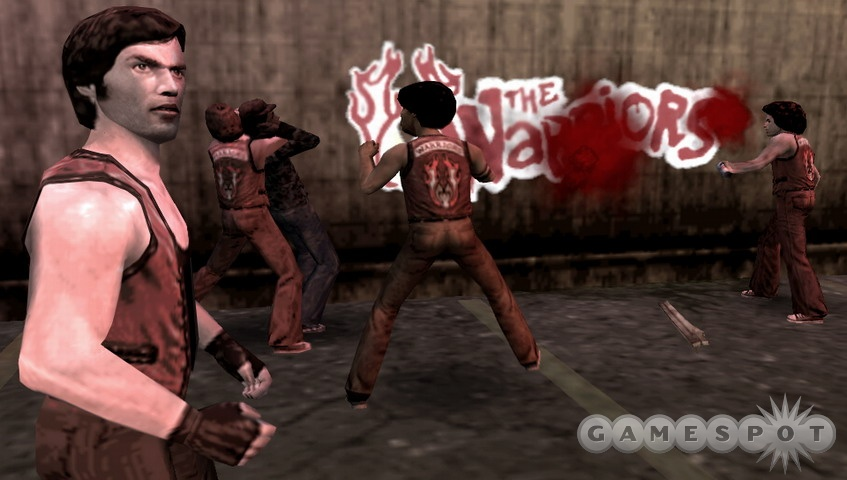 The Warriors invade the PSP in a sharp-looking portable version of the console game.