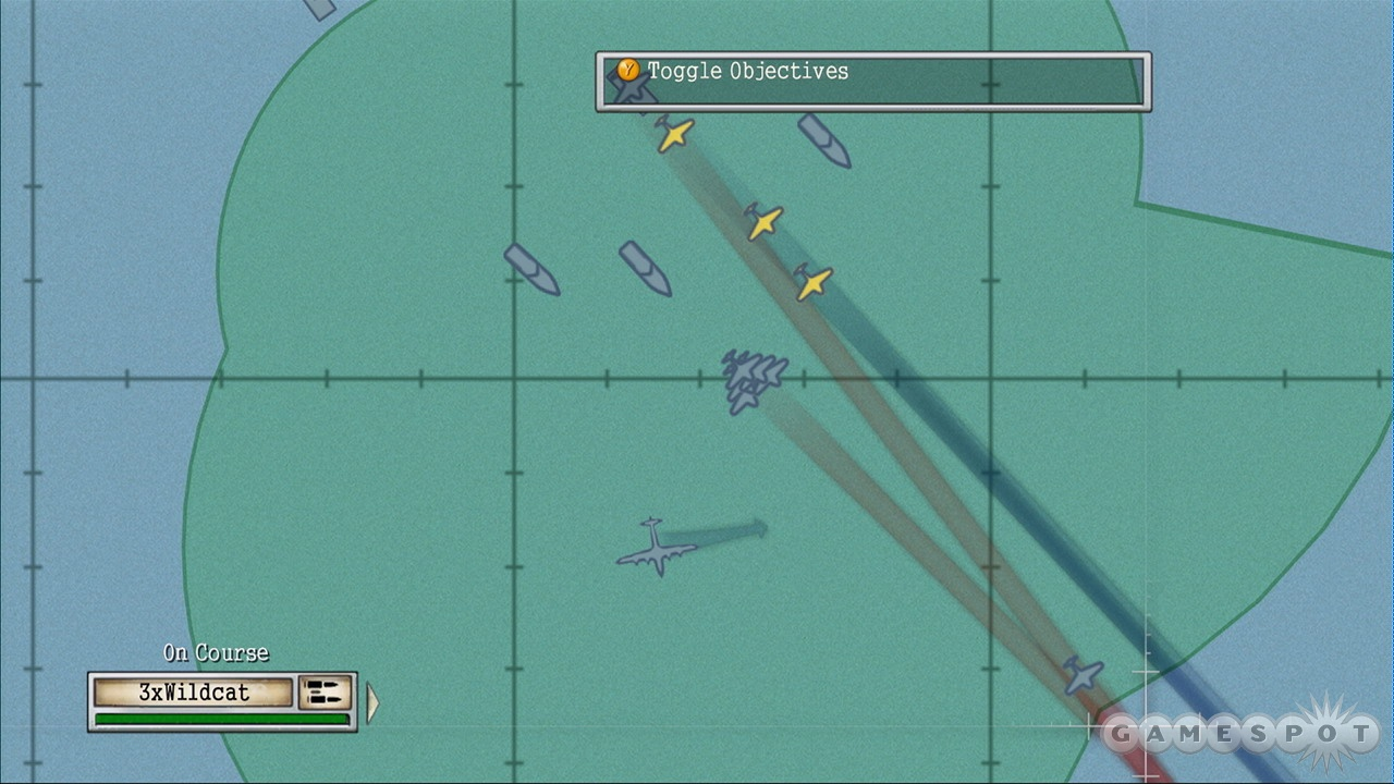 You'll spend most of your time in battle commanding units from the tactical map.
