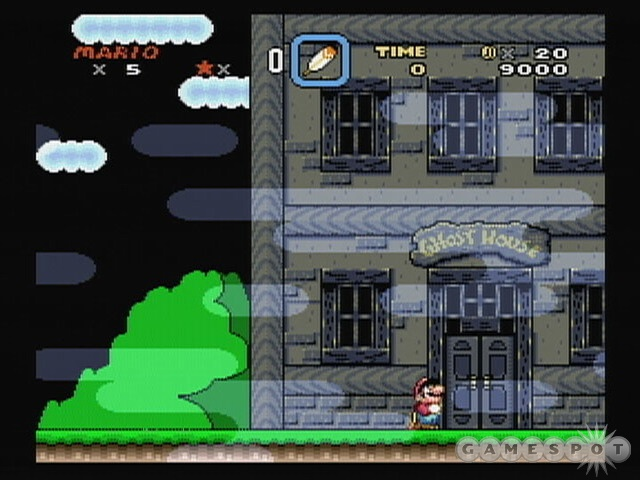 As SNES games go, they don't get much better than Super Mario World.