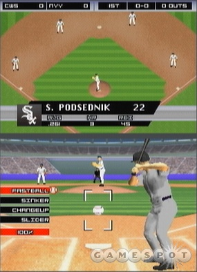 MLB 2K7 on the DS isn't fun and doesn't feel much like real baseball.