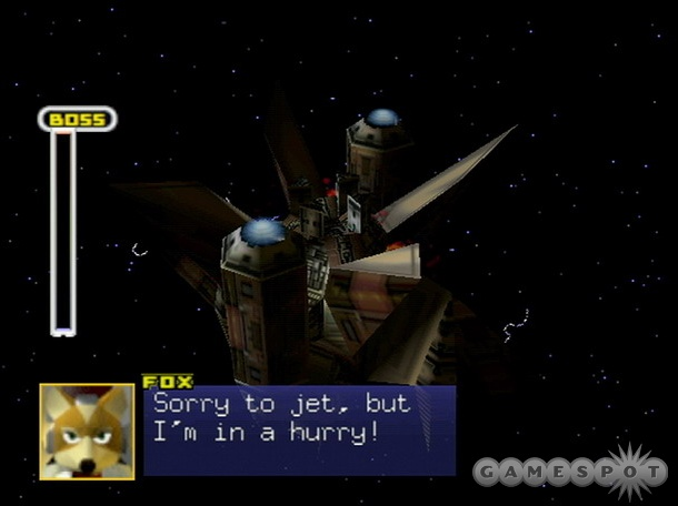 Star Fox: Ace pilot, handsome devil, master of the cringe-inducing quip.