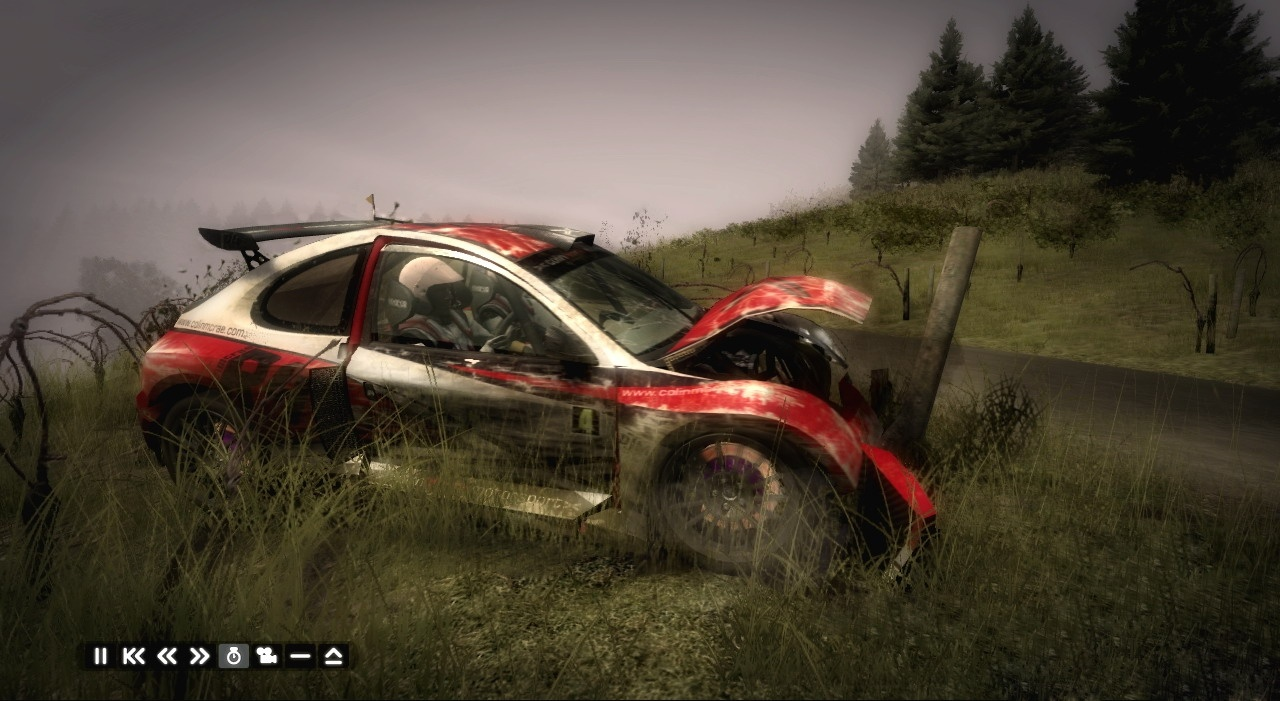 Few games have ever displayed such dynamic damage modeling.