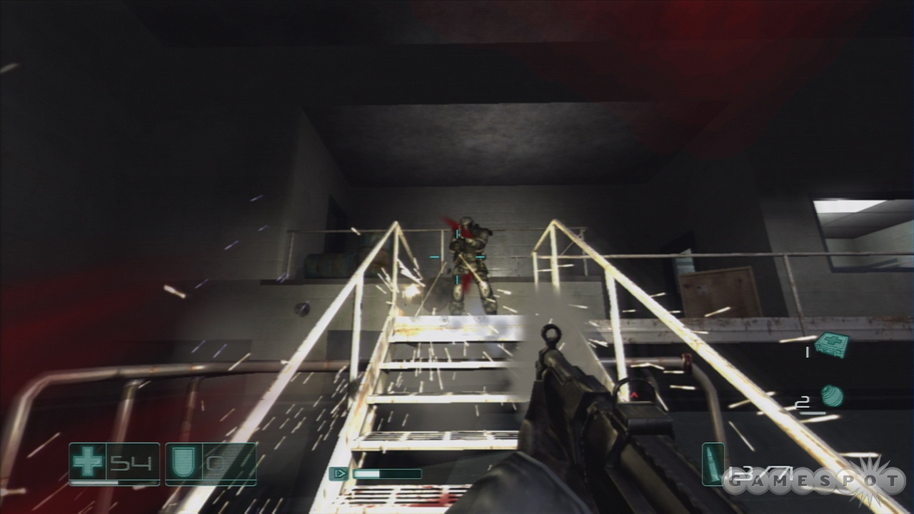 F.E.A.R. captures the visual poetry of a firefight like few games before it.