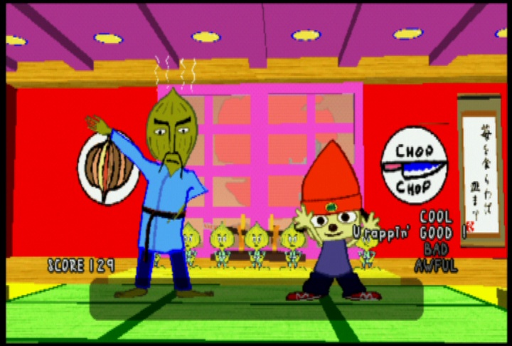 Why hasn't there been a Master Onion spin-off game yet?