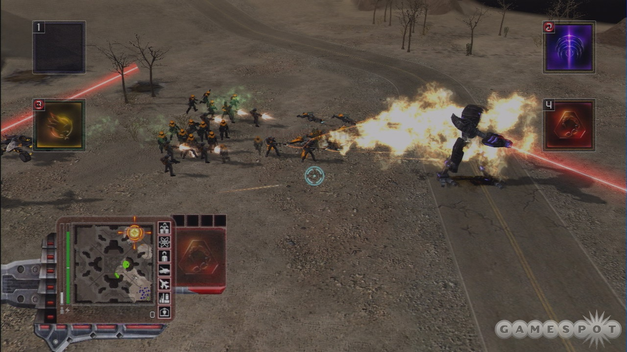 Capture and hold mode adds an intriguing component to the world of real-time strategy.