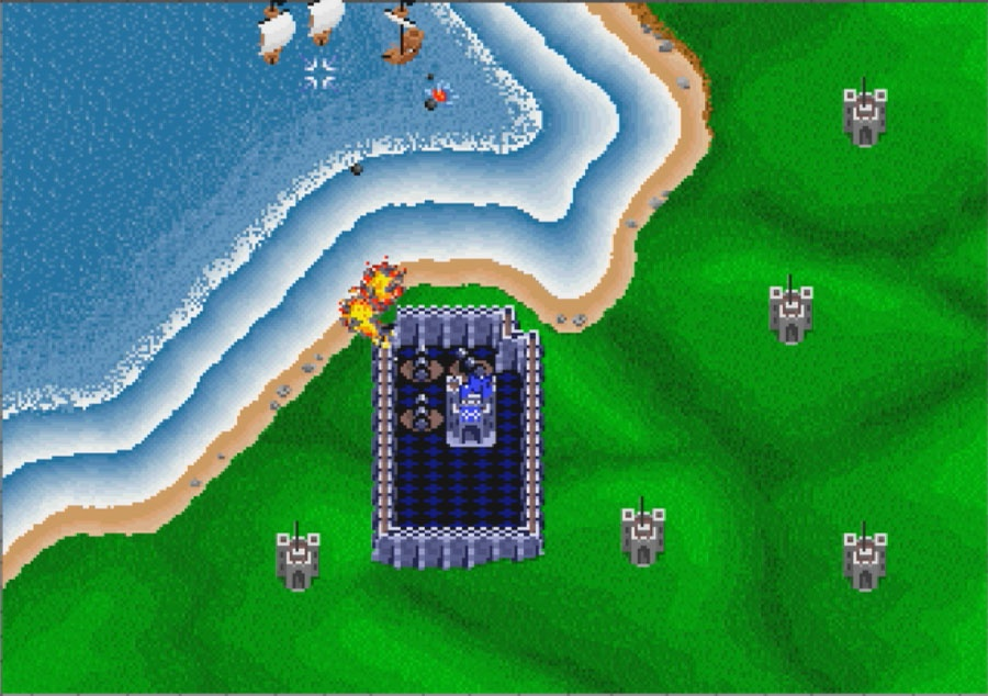 Defending your castle from evil invaders has rarely been this frustrating.