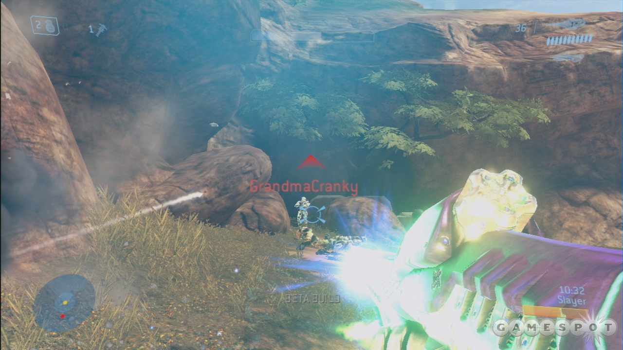 Halo 3 might still be a work in progress, but the beta is already looking great.