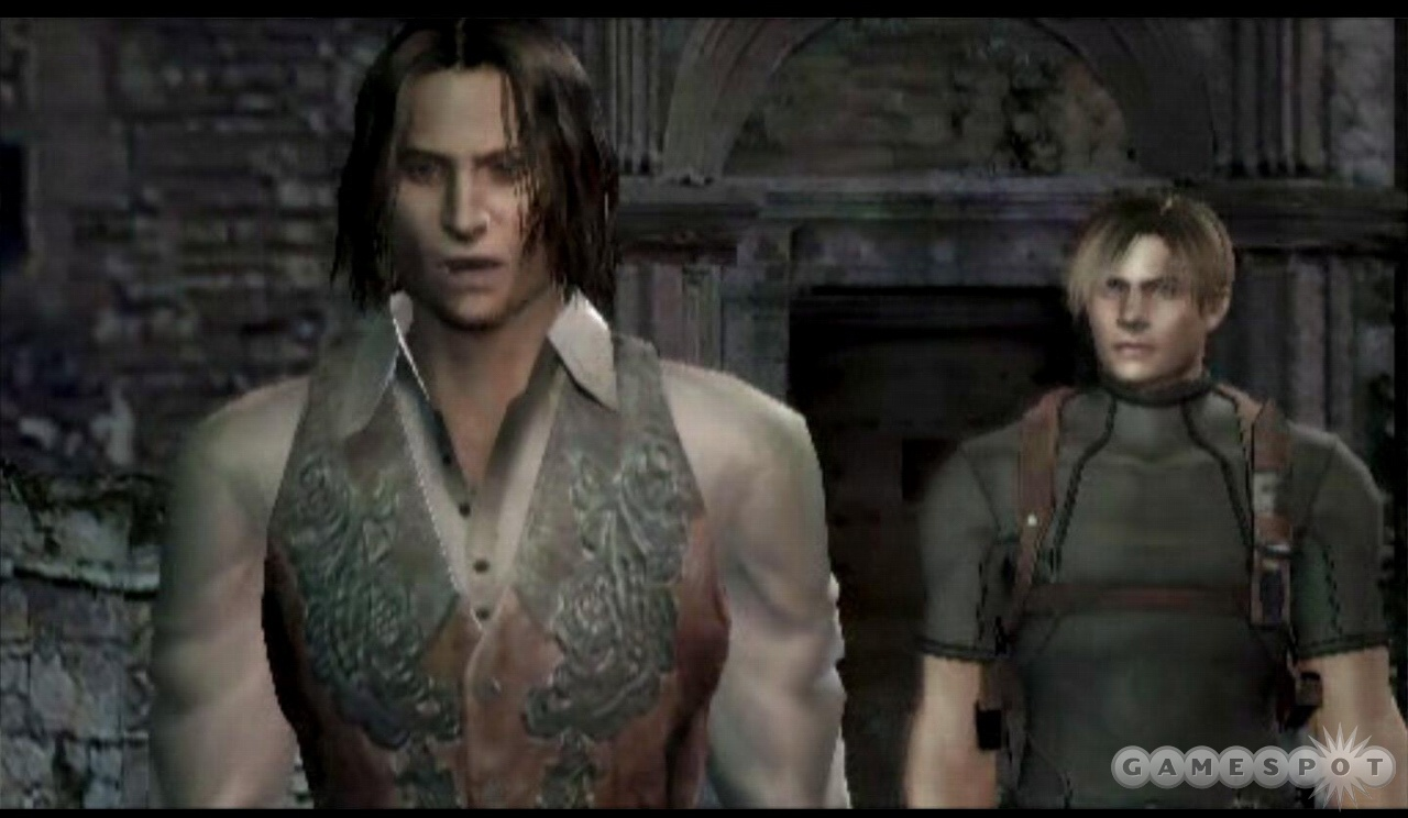 The cutscenes are blurrier than a Barbara Walters special.