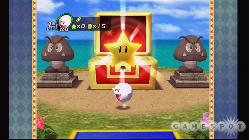 Not even some good waggle controls can make up for Mario Party's luck-of-the-draw nature.