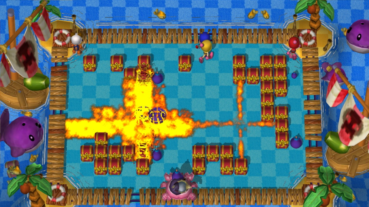 It looks like Hudson will be able to fully atone for the Act Zero fiasco with this classic rendition of Bomberman.