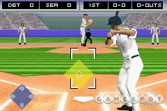 The catcher's view sure looks nice. Too bad there's only one player model.