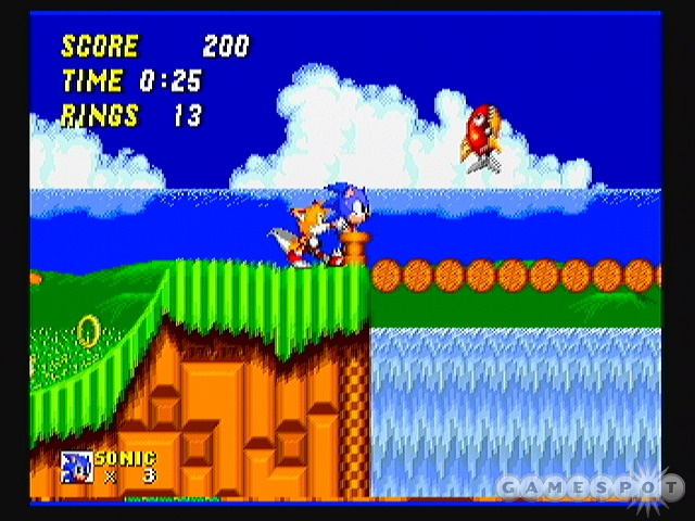 Sonic 2 takes the good parts of the first game and adds a new sidekick, a new dash move, and various other enhancements.