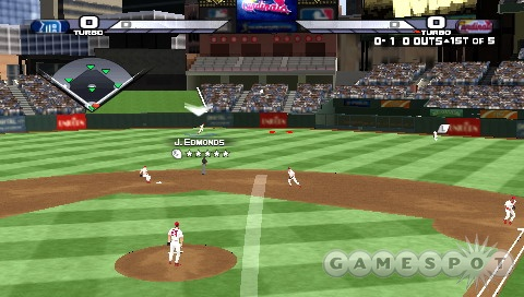 Fielding is one area where the game stumbles.