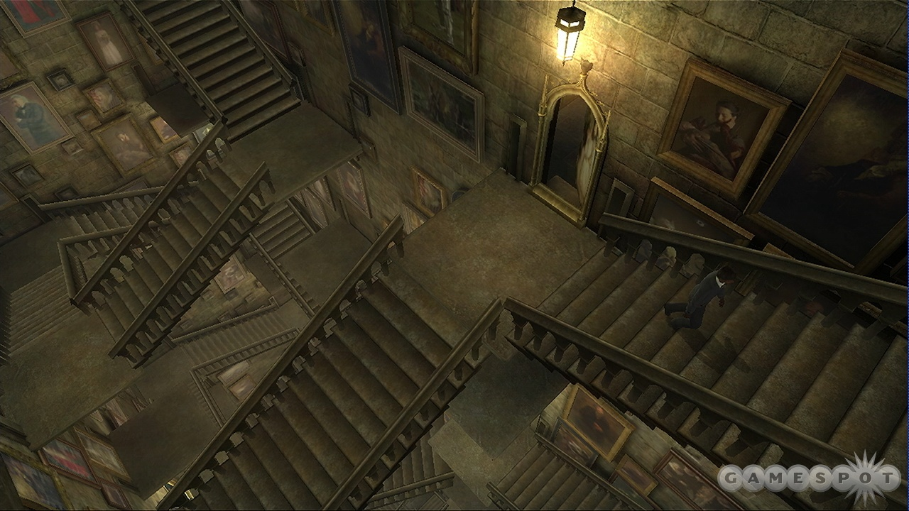 Exploring Hogwarts is interesting…for a while.