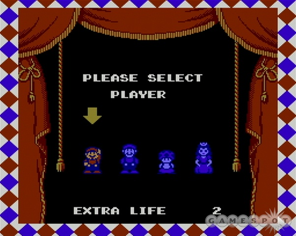 Super Mario Bros. 2 marked the debut of Princess Toadstool and Toad as playable characters.