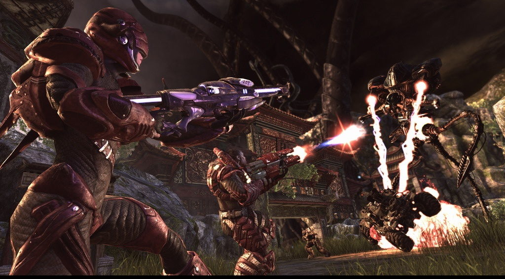 Unreal Tournament 3 will introduce a single-player story while ratcheting up the multiplayer action.