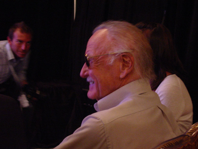Excelsior!!! It's Stan the Man!