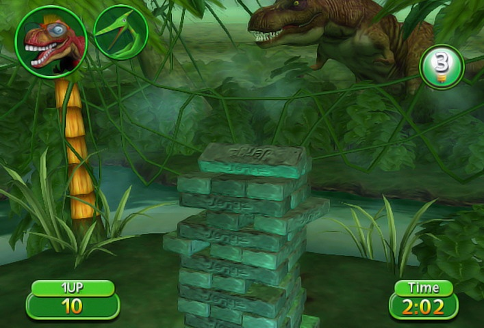 …but dinosaurs just ruin the game for everyone.