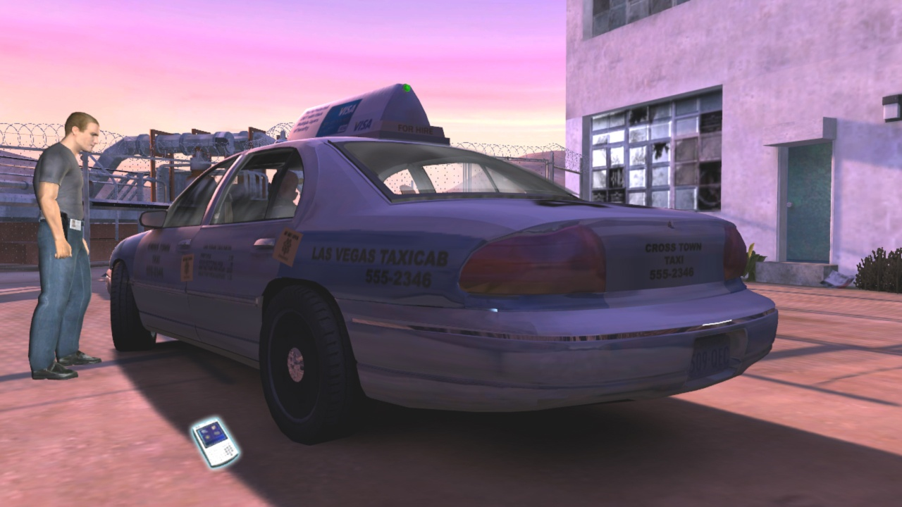 The sheer number of Visa, Chrysler and HP ads in this game is painful to behold.